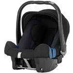 Автокресло ROMER BABY-SAFE plus II TrendLine Black Thunder 2013