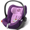 Автокресло 0+ (0-13кг) Cybex Cloud Q Grape Juice